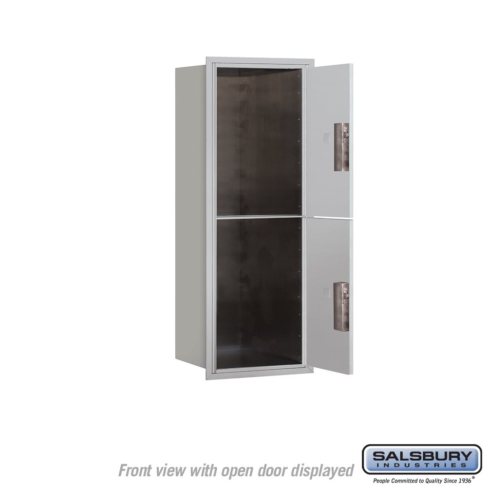 4c Horizontal Mailbox 12 Door High Single Column