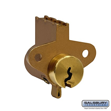 Lock - Upgrade - for Brass Mailbox Door - with (3) Keys