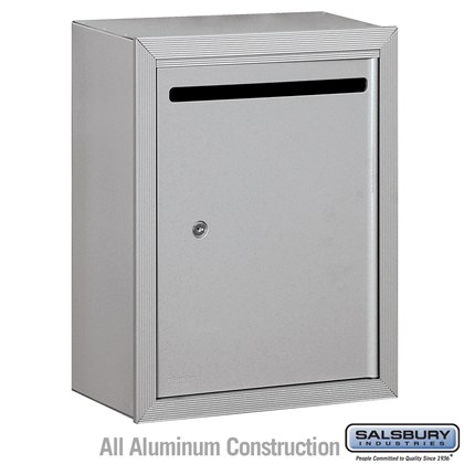 Letter Box - Standard - Surface Mounted - Private Access