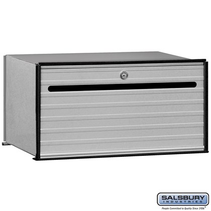 Data Distribution System Aluminum Box - 1 Door