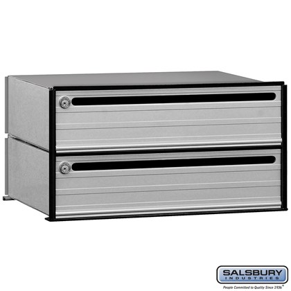 Data Distribution System Aluminum Box - 2 Doors