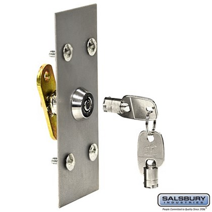 Master Commercial Lock - for Rotary Mail Center - with (2) Keys
