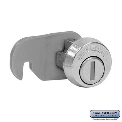 Lock - Standard Replacement - for 4C Pedestal Mailbox Door - with (3) Keys