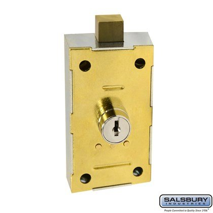 Master Commercial Lock - for Private Access of Vertical Mailbox - with (2) Keys