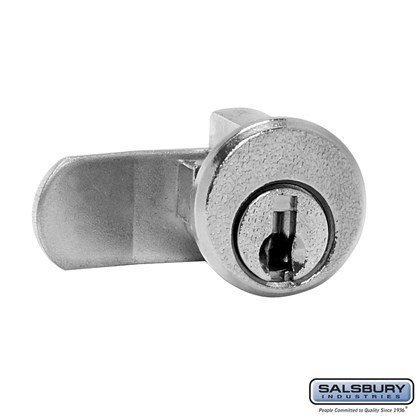 Standard Locks - Replacement for Salsbury Vertical Mailbox Door with 2 Keys per Lock - 5 Pack