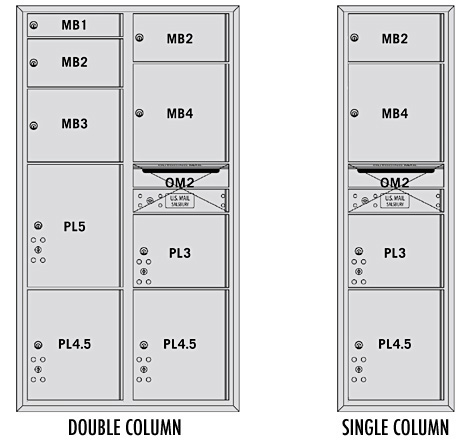 Custom 4C Double   Single Column   Private