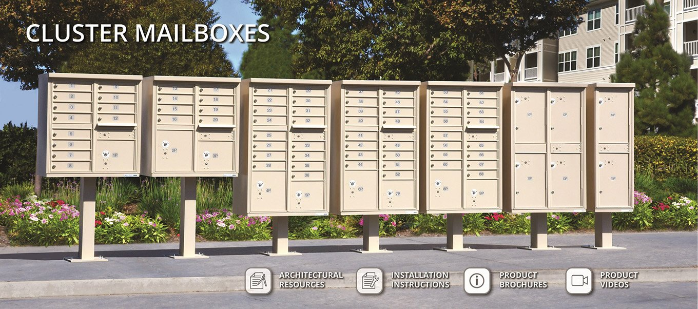 Group of Cluster Mailboxes